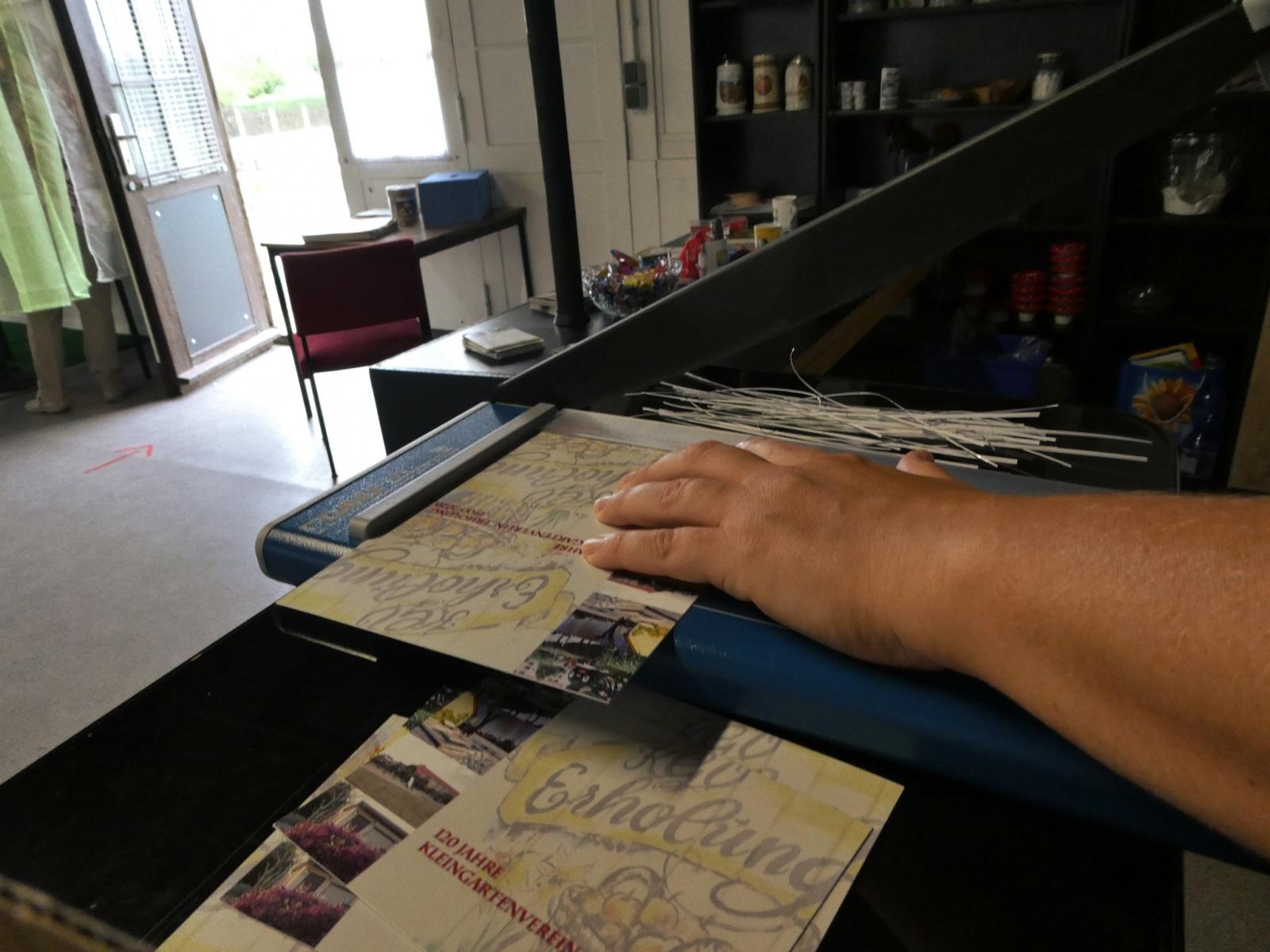 Postkartenschnitt
