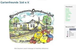 Vorschaubild Kleingärtnerverein Gartenfreunde Süd