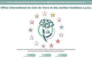 Office International du Coin de Terre et des Jardins Familiaux